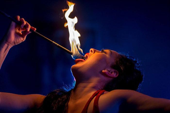 entertainment-fire